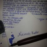Némesis Fuster Letter